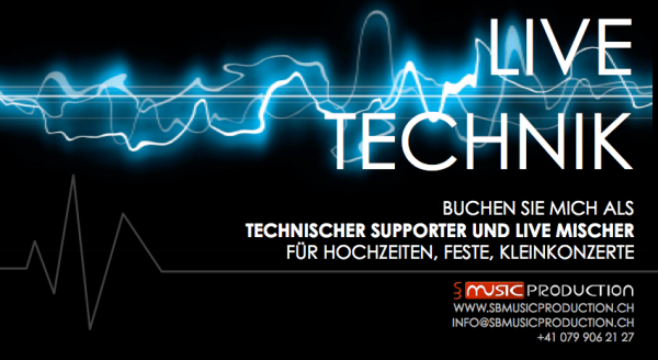 Technik Support von Stefan Baumann