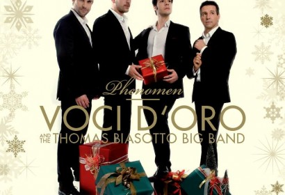 Phenomen Voci d'Oro Front Cover