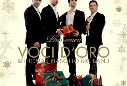 Phenomen Voci d'Oro Front Cover